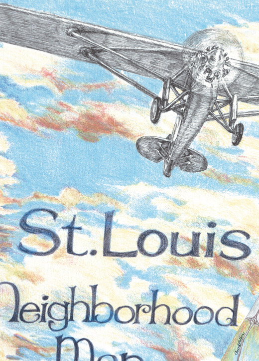 St. Louis Neighborhood Map
